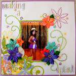 Making a Splash ~Punky Scraps~