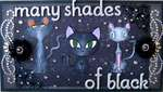 ManyShades of Black ~Scraps of Darkness~ Day 23