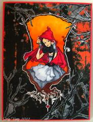 Red Riding Hood ~Simply B Stamps~