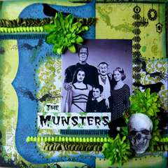 The Munsters ~Scraps of Darkness~ Day 17