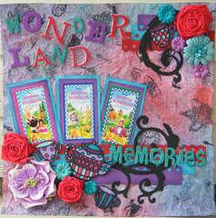 Wonderland Memories