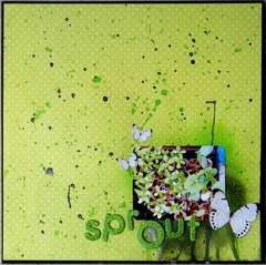 Sprout ~Punky Scraps~
