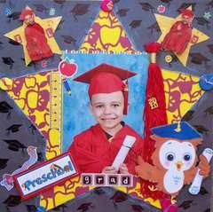 Preschool Grad