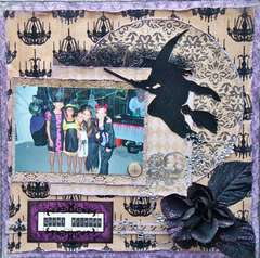 Scraps of Darkness *October kit* ~ Ghoul Friends