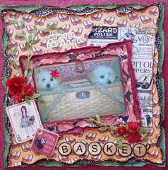What's in your Basket? ~ Scraps of Darkness & Sketches: Creatively Yours