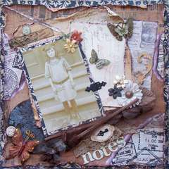Scraps of Darkness *Sep Kit* ~ Notes