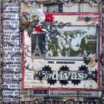 Scraps of Darkness *Sep Kit* ~ Old Fasioned Divas
