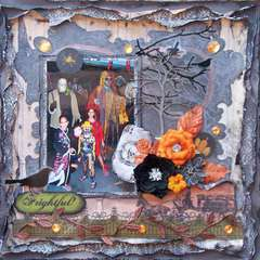 Scraps of Darkness *Oct Kit* ~ Frightful