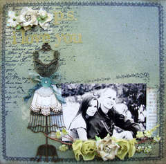 P.S. I Love You**SCRAP THAT! May Kit**