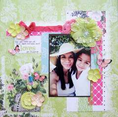 Love**SCRAP THAT! June Kit**