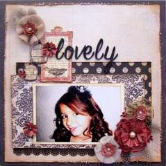 Lovely**SCRAP THAT! Jan. Kit**