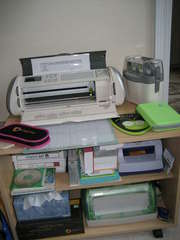My Cricut Expression & Gypsy station