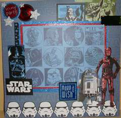 Star Wars B-day