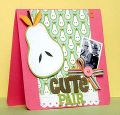 Cute pair *American Crafts*