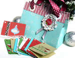 Gift cards inside purse *American Crafts*