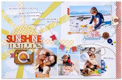 Sunshine Memories *Fancy Pants Designs*
