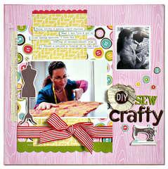 Sew Crafty *American crafts*
