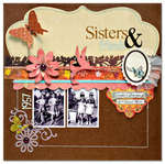 Sisters & Friends *Cocoa Daisy*
