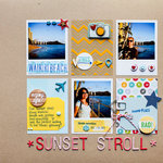 Sunset Stroll (Write.Click.Scrapbook.)