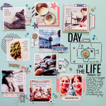 Day In The Life (Write.Click.Scrapbook.)