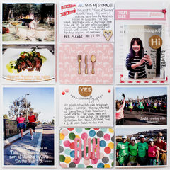 2014 Project Life | March p.8