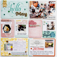 2014 Project Life | May p.1