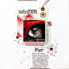 Winter Fur (Paper Issues)
