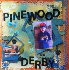 Pinewood Derby 2013