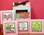 Love Mini Card Set