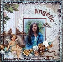 Angelic **SCRAP THAT'S APRIL SERENDIPITY KIT**