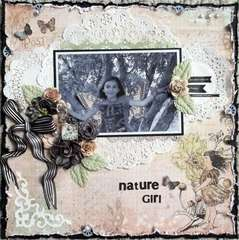 Nature Girl **ScrapThat! 2nd Anniversay Kit Reveal**