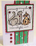 Joy Stagg - Joyful Cat & Dog - 12
