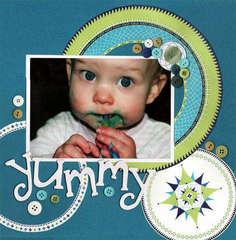 2 Yummy by Julie Detlef