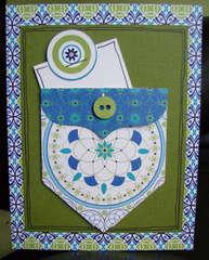 Pocket Card by Tina Werner