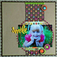 Smile by Tracey Wilder