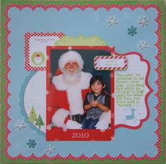 Santa 2010