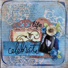 Celebrate Life*Tattered Angels*