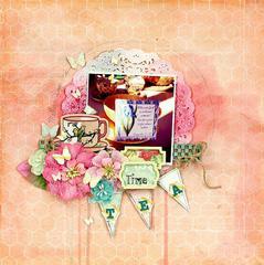 Tea Time *Prima Marketing*