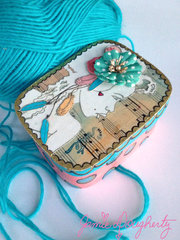 Dream Trinket Box * Bloom Collection Prima*