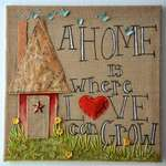 A Home is Where Love Can Grow *Canvas Corp.*