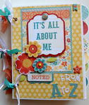 It's All About Me A-Z Mini Album