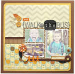 No.1 (First) Walk 2 The Bus *American Crafts*