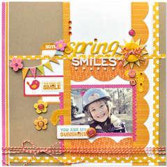 Spring Smiles *Echo Park*