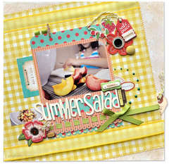 Summer Salad *Crate Paper*