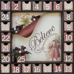 Advent Calendar *Scrap That!/Pion Design*