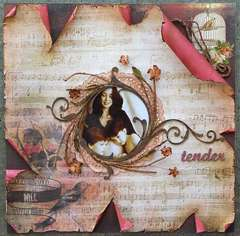 Tender *Swirlydoos March kit*