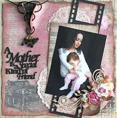 A Mother is... *Swirlydoos Kit Club*