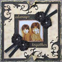 Always Together *Swirlydoos Kit Club*