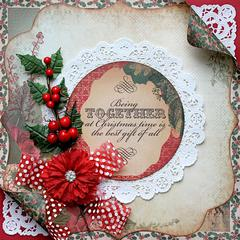 Large gift topper *Swirlydoos kit club*