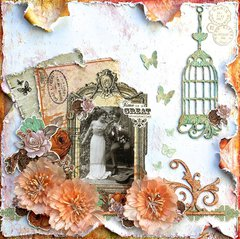 Time is... *Swirlydoos kit club* + TUTORIAL